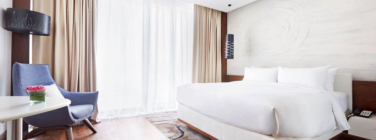 Edel: Die 217 Zimmer und Suiten