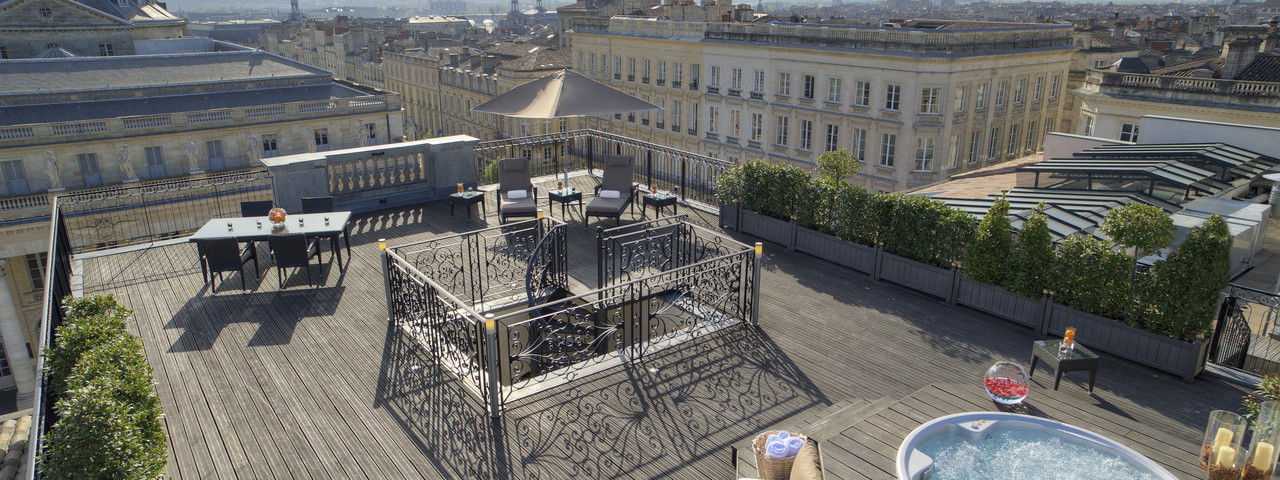 Intercontinental in Bordeaux gestartet