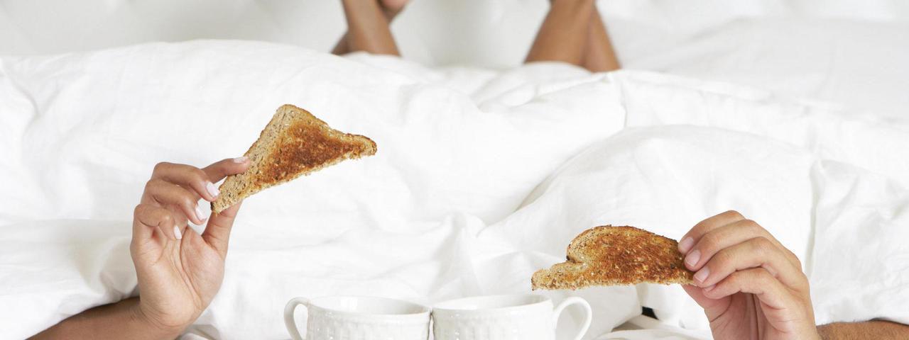 Ziel jedes Übernachtungsangebots: Die Gäste sollen erholt und gut gelaunt in den Tag starten.
