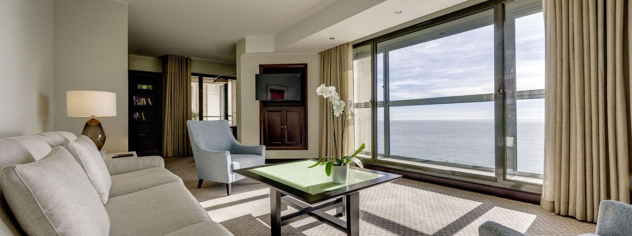 Clean: Klare Linen und dezente Accessoires runden das Design der Zimmer ab