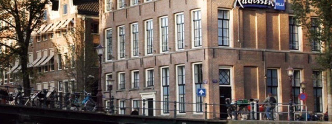 Umfassend renoviert: Das Radisson Blu Hotel Amsterdam