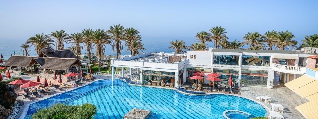 Radisson blu er ffnet beach resort auf kreta ahgz for Design hotel kreta