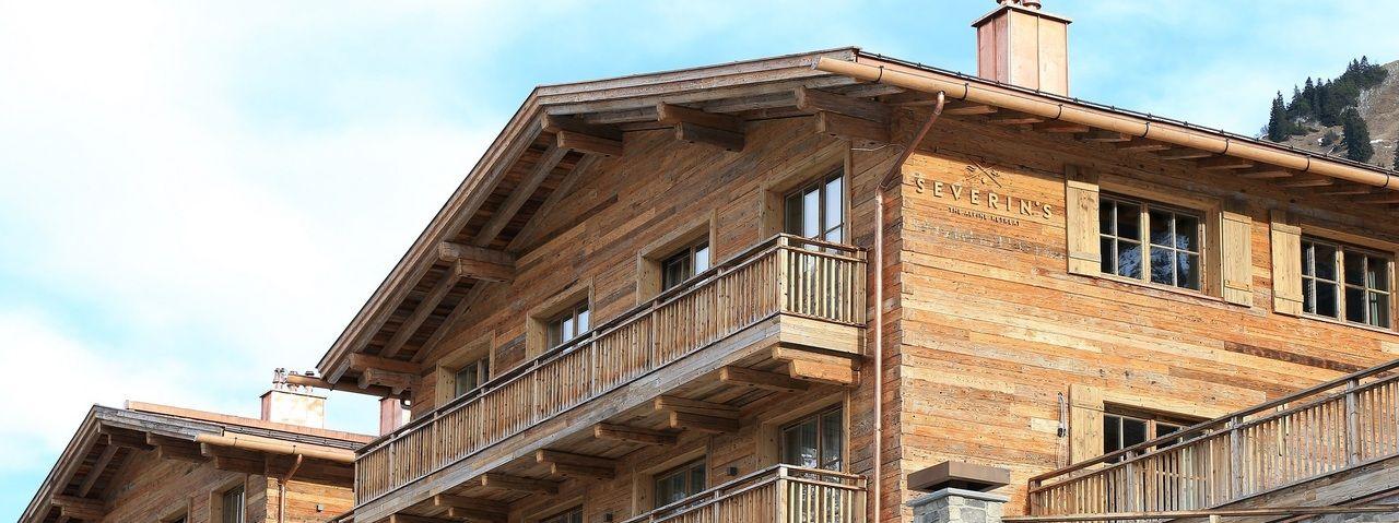 Das neue Severin's The Alpine Retreat in Bildern