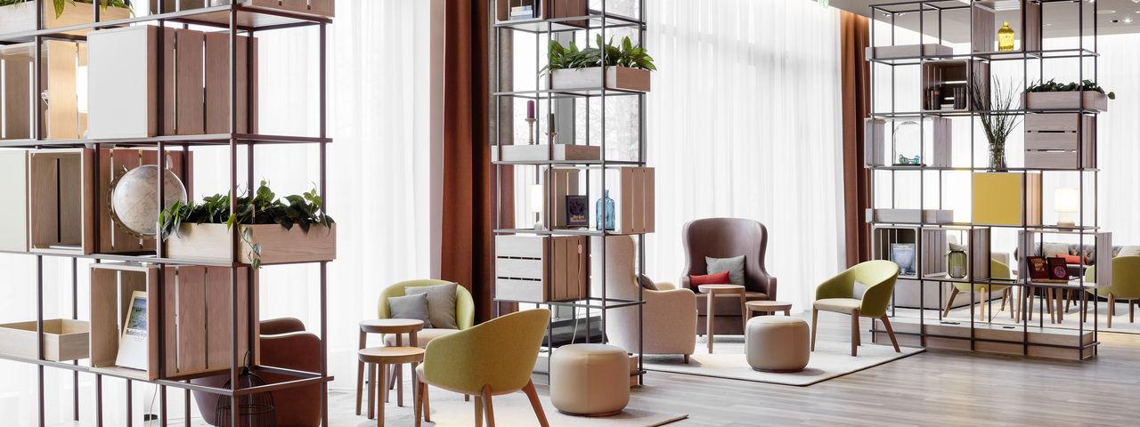 Intercity hotel in braunschweig ffnet seine t ren ahgz for Design hotel braunschweig