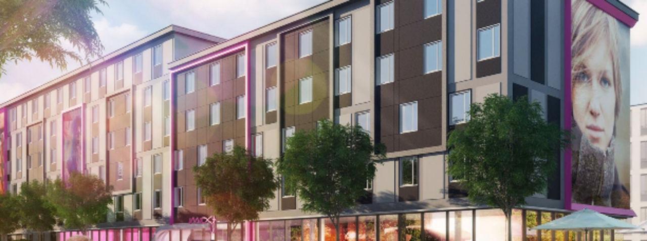 Marriott bringt moxy nach stuttgart ahgz hoteldesign for Stuttgart designhotel
