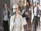 Führte die Teilnehmer über die Messe: Corinna Kretschmar-Joehnk von Joi-Design