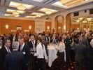 420 Gäste kamen tradionell im großen Ballsaal des Hotel Le Méridien in Stuttgart zusammen