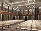 Freundlich: Im neuen Ballsaal Schäl punkten Naturtöne