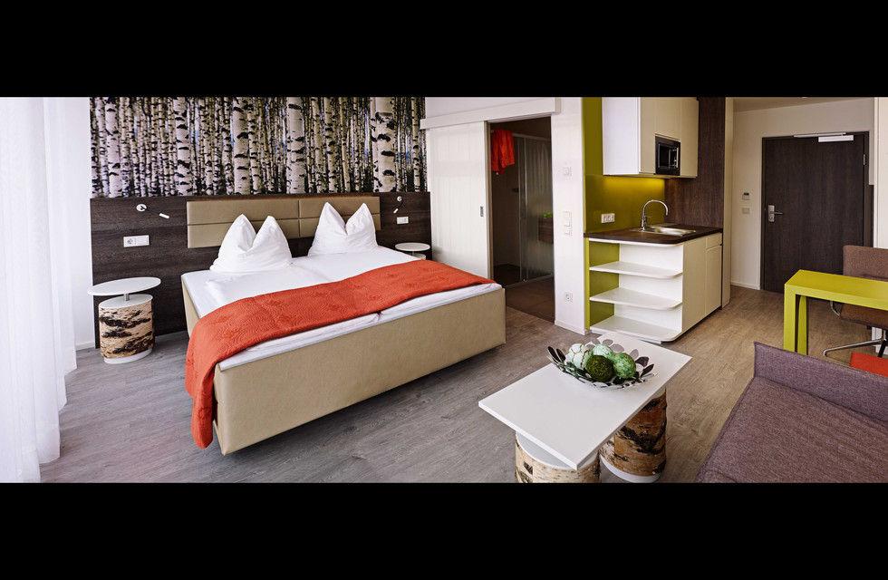 Fotostrecke salzburg eco suite hotel geht beim for Salzburg design hotel