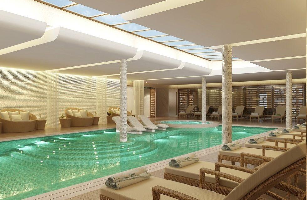 Wellness Im Titanic Chaussee Hotel Berlin