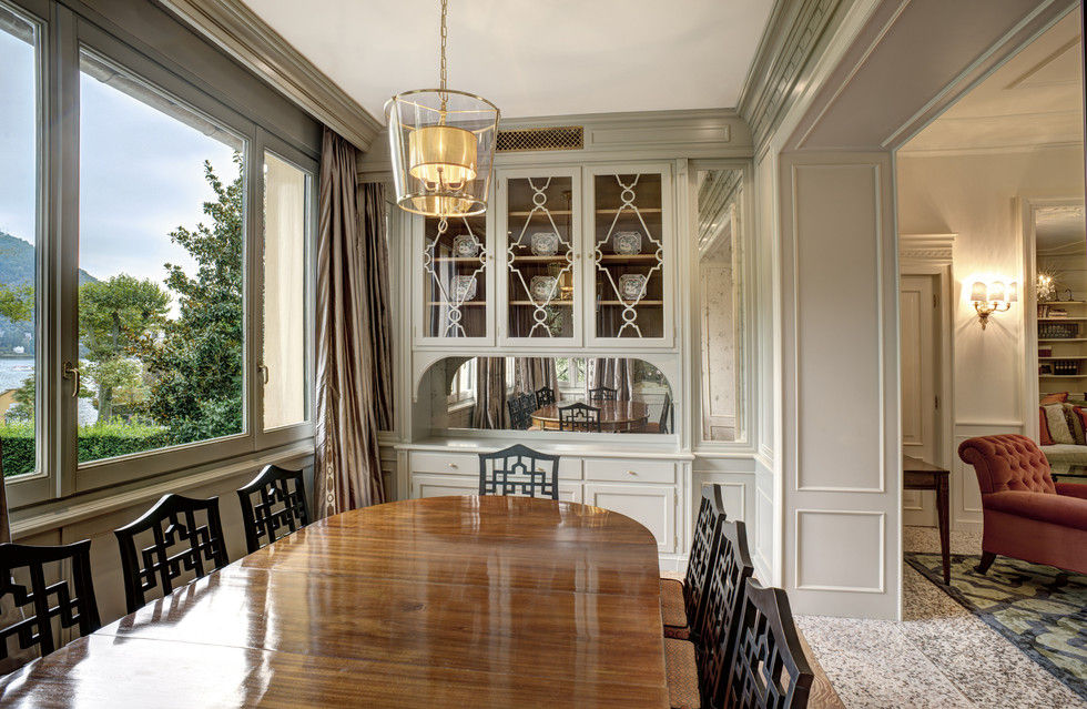Fotostrecke villa d 39 este er ffnet dritte privatvilla for Designhotel norditalien