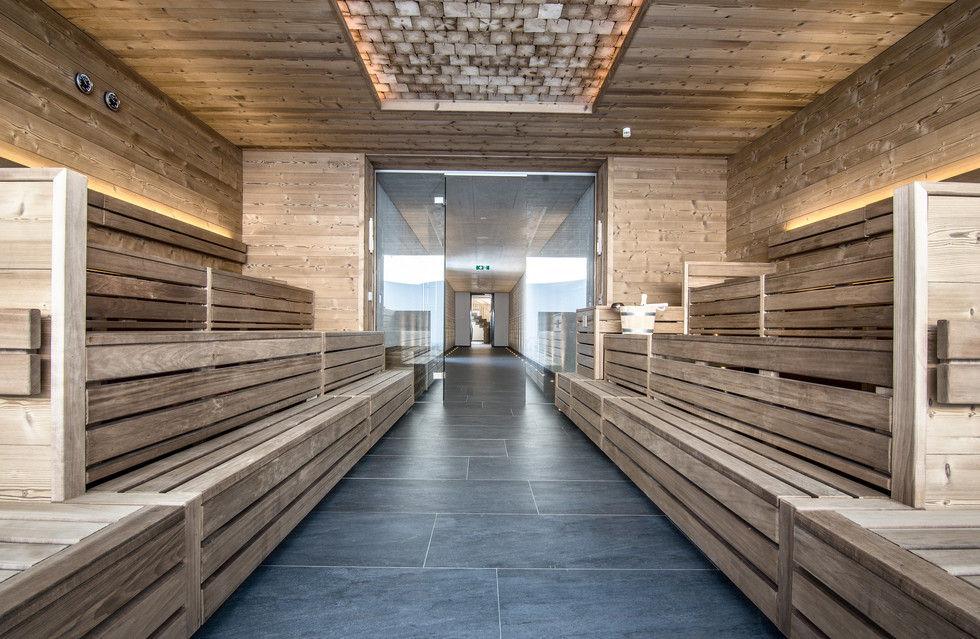 Fotostrecke puradies hotel ffnet in leogang ahgz for Leogang design hotel