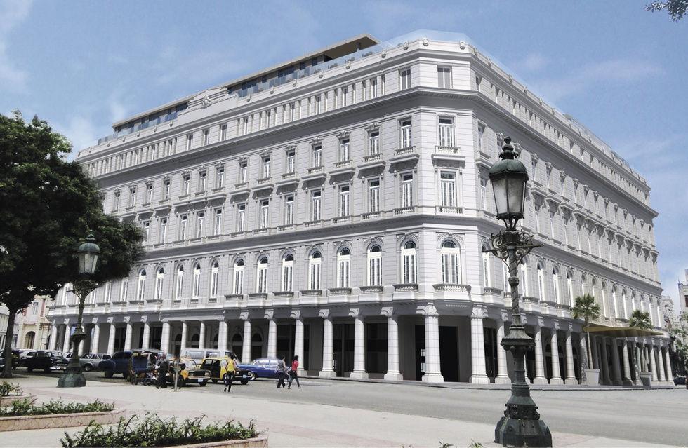 Fotostrecke kempinski er ffnet luxushotel auf kuba ahgz for Design hotel kuba