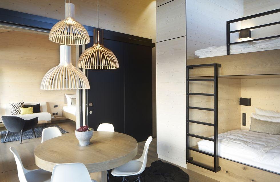 Fotostrecke das tegernsee zeigt seine neuen alpenchalets for Designhotel tegernsee