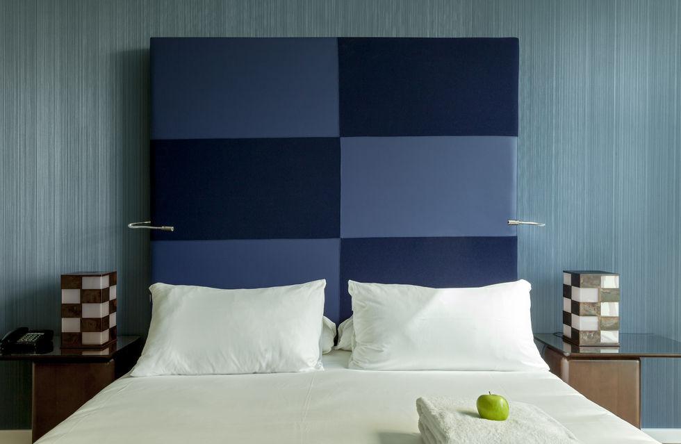 fotostrecke room mate hotel aitana in amsterdam ahgz. Black Bedroom Furniture Sets. Home Design Ideas
