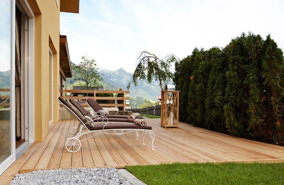 Fotostrecke sonnenhof in gr n hat renoviert ahgz for Designhotel tannheimer tal