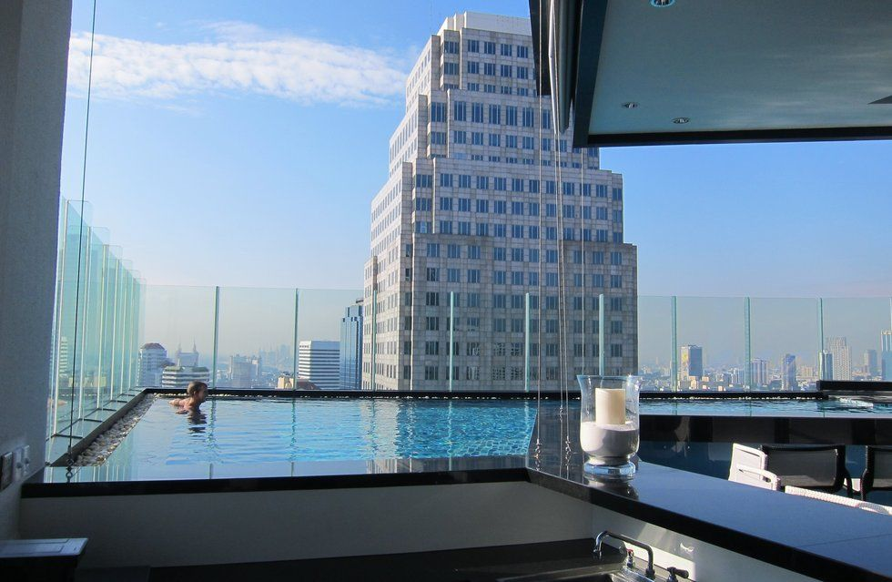 The Continent Hotel Bangkok Restaurant