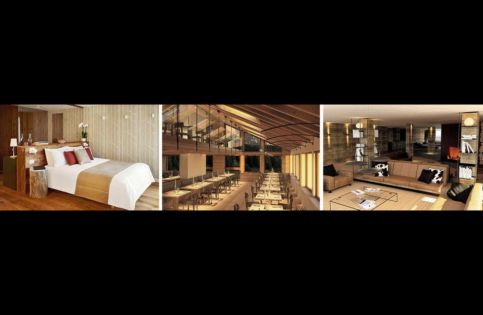 Fotostrecke acht neue mitglieder f r design hotels ahgz for Design hotel bozen umgebung