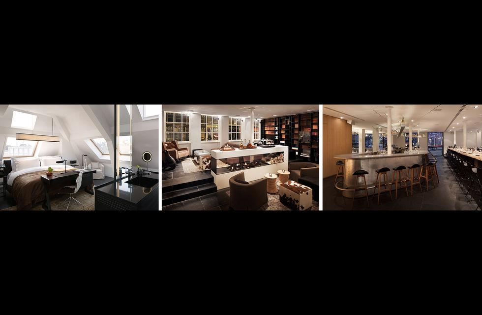 Fotostrecke acht neue mitglieder f r design hotels ahgz for Design hotel niederlande