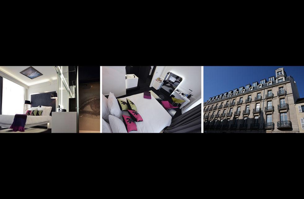 Fotostrecke acht neue mitglieder f r design hotels ahgz for Neue design hotels