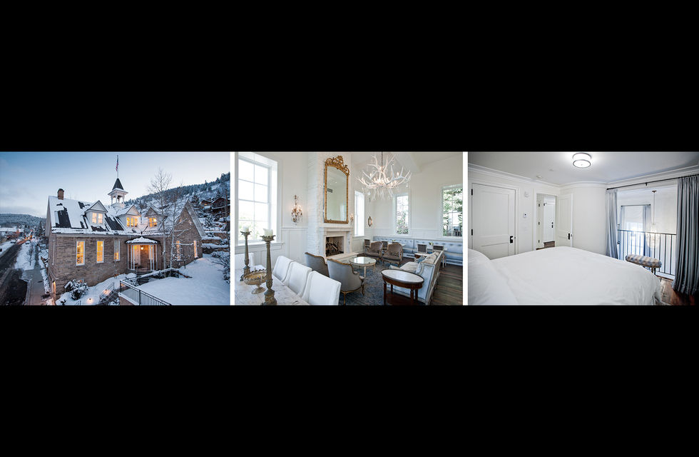 Fotostrecke acht neue mitglieder f r design hotels ahgz for Design hotel utah