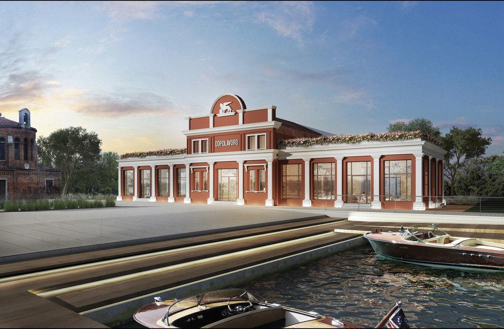 Fotostrecke marriott startet resort in venedig ahgz for Designhotel venedig