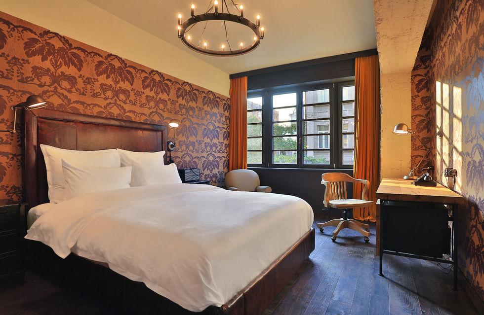 Fotostrecke design hotels w chst weiter ahgz hoteldesign for Design hotel tbilisi