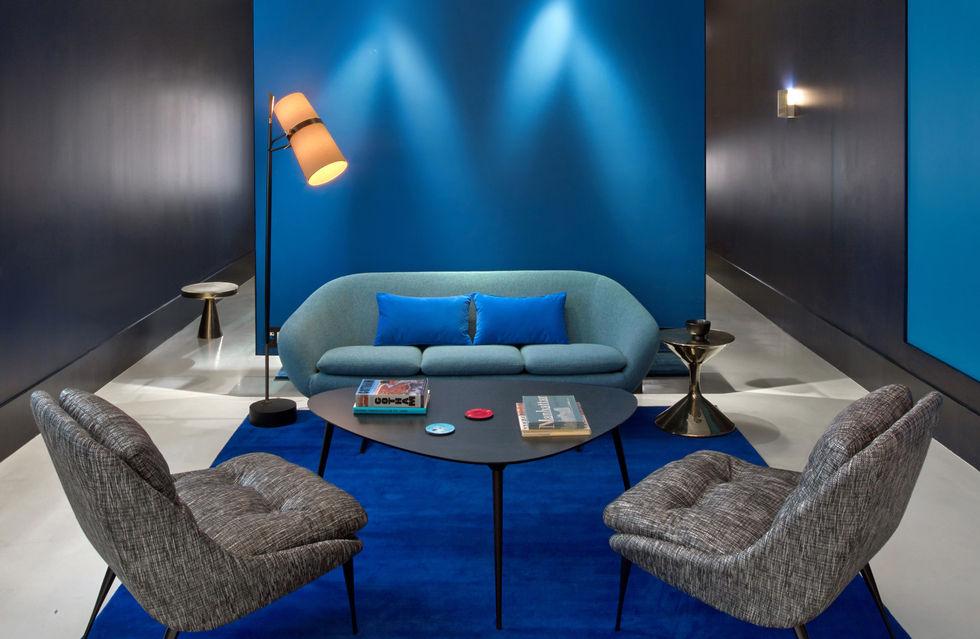 Fotostrecke BoutiqueHotel in New York spielt mit Farbe