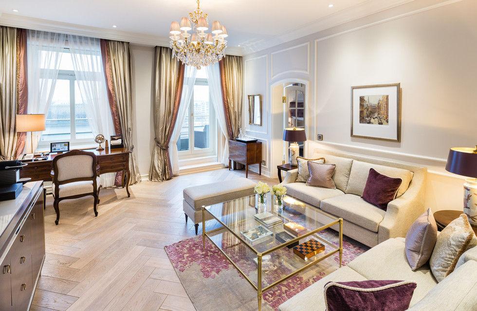 fotostrecke 9 millionen euro f r neue zimmer im fairmont vier jahreszeiten h. Black Bedroom Furniture Sets. Home Design Ideas