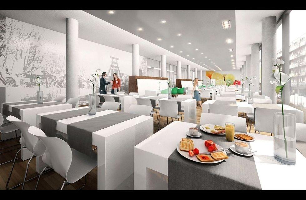 Fotostrecke ghotel hotel living kommt nach essen ahgz for Essen design hotel