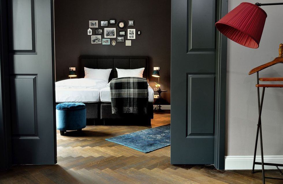 fotostrecke syte hotel kommt in mannheim gut an ahgz hoteldesign. Black Bedroom Furniture Sets. Home Design Ideas