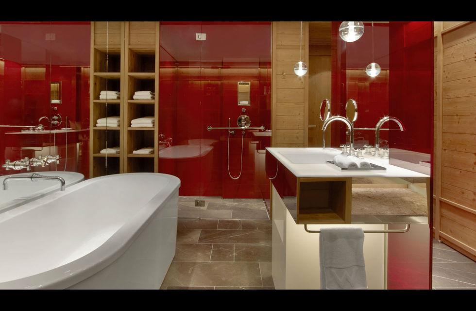 fotostrecke: kleines bad - was tun? - ahgz hoteldesign, Hause ideen