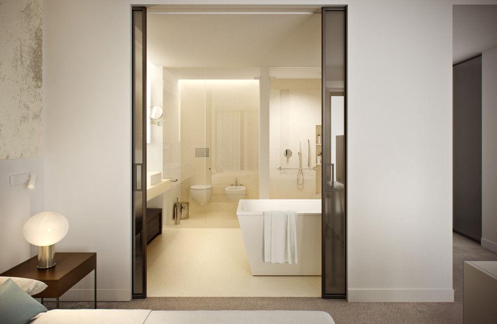 Fotostrecke kleines bad was tun ahgz hoteldesign for Badezimmer quelle