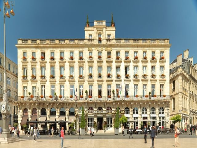 Neustart: Das Intercontinental Bordeaux - Le Grand Hotel