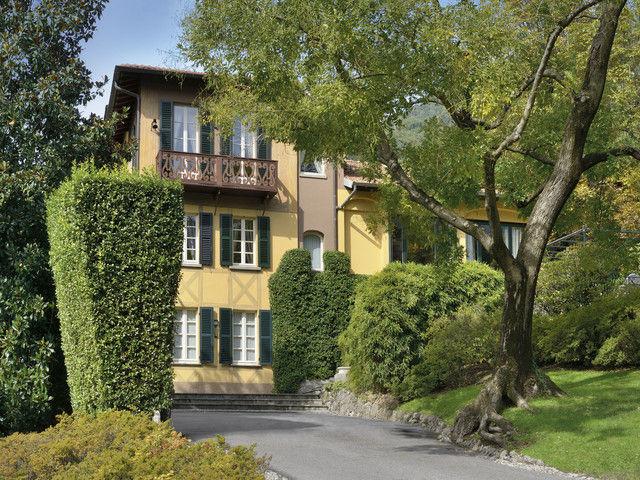 Neue Privatresidenz: Die Villa Garrovo wurde jetzt eröffnet