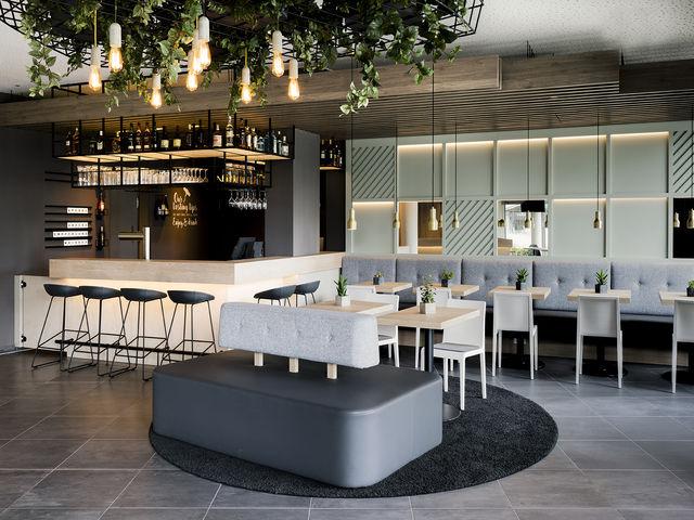 Neuer Look für das Acomhotel in München