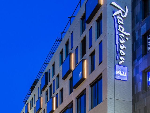 Radisson blu hotel mannheim er ffnet ahgz hoteldesign for Hotel youngstar designhotel mannheim
