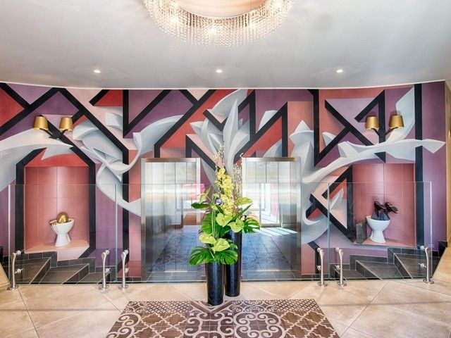 Nyx hotel startet in mailand ahgz hoteldesign for Designhotel mailand