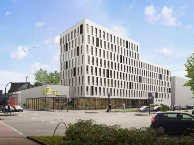 Ghotel hotel living kommt nach essen ahgz hoteldesign for Guesthouse anfang