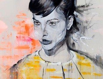 Moderne Kunst: Das Bild von Martin Krajc
