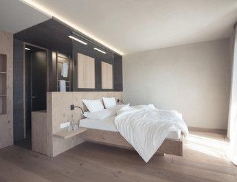 Reduziert: Das Design der zwölf Suiten