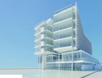 Fotostrecke falkensteiner baut hotel in jesolo ahgz for Design strandhotels