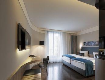 Fotostrecke mercure hotel in heilbronn fertiggestellt for Designhotel heilbronn