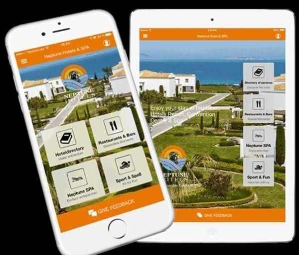 bhm group l sst hotels eigene app selbst erstellen allgemeine hotel und gastronomie zeitung. Black Bedroom Furniture Sets. Home Design Ideas