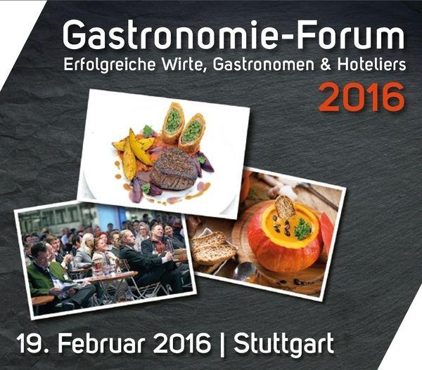 gastronomie forum stuttgart jetzt karten gewinnen allgemeine hotel und gastronomie zeitung. Black Bedroom Furniture Sets. Home Design Ideas