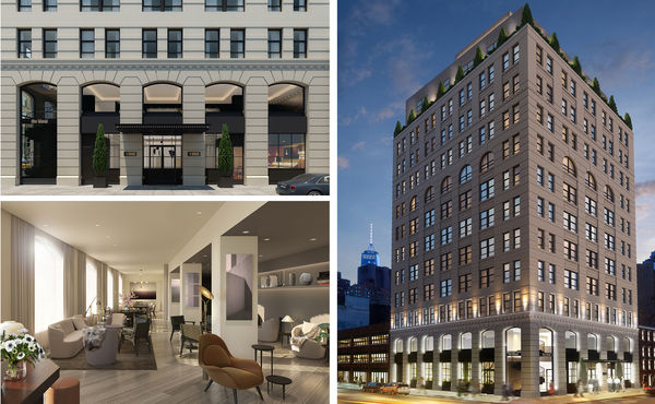 New york as an industry is the best city for real by aby for Neue design hotels