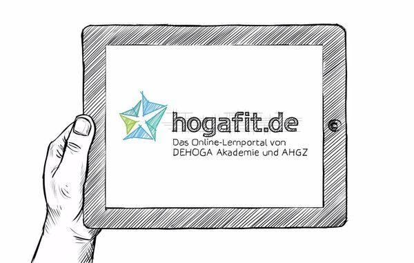 E-Learning-Portal hogafit.de feiert Premiere