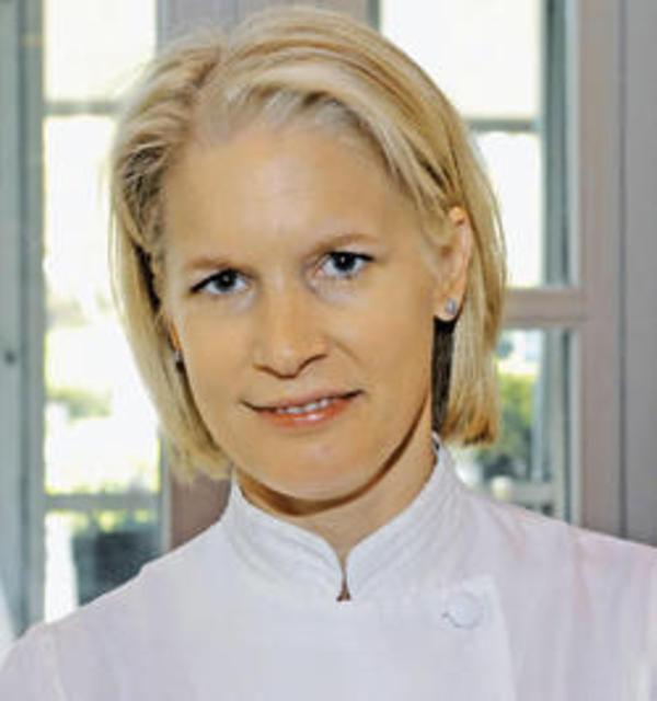 Beibt Eppendorf treu: Cornelia Poletto
