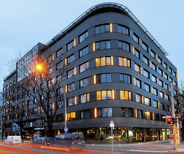 sana er ffnet erstes hotel in deutschland allgemeine hotel und gastronomie zeitung ahgz. Black Bedroom Furniture Sets. Home Design Ideas