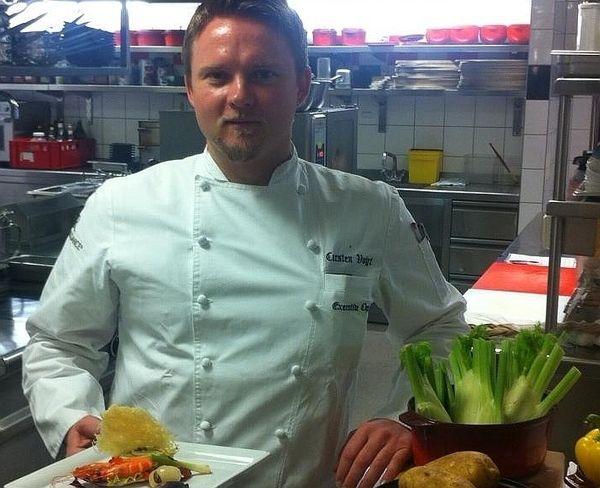 Carsten Voigt jetzt Küchenchef im Marriott Köln Allgemeine Hotel und Gastronomie Zeitung